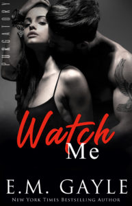Book Cover: Watch Me