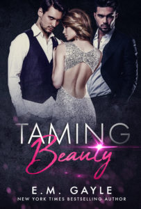 Book Cover: Taming Beauty