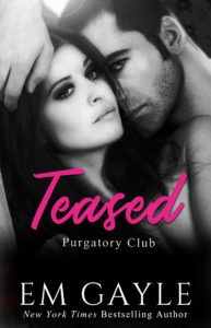 Book Cover: Teased
