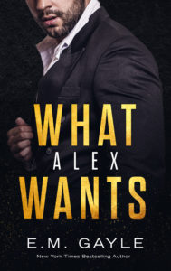 Book Cover: What Alex Wants